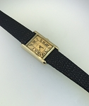 SUPER RARE 14K GOLD OMEGA  WATCH